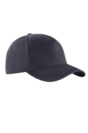 czapka grafitowa